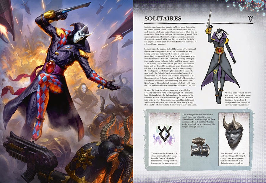 40k codex warhammer pdf harlequin