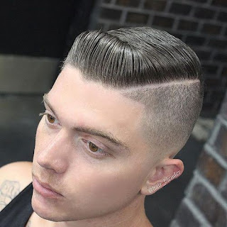 High Fade Comb Over Haircuts
