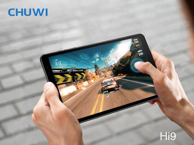 【CHUWI Hi9 Air】MediaTek Helio X20搭載で4G回線対応のハイエンドタブレット、CHUWI Hi9 Airが間もなく登場