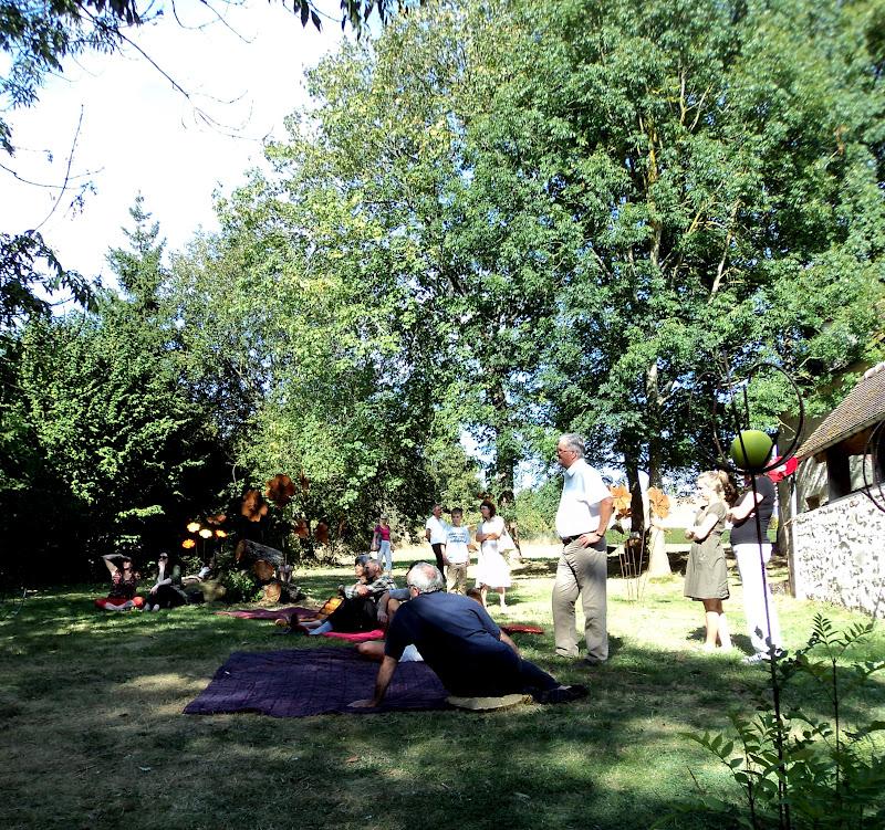 La f erailleuse quelques photos de la f erailleuse au for Jardin grisy les platres