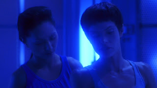 Hoshi and T'Pol