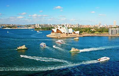 Tour Halal Ke Australia