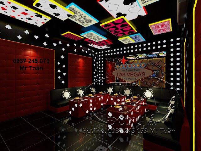 Làm phòng cách âm karaoke trọn gói