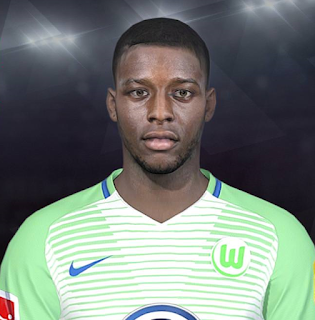 PES 2018 Faces by Shaft ( Riechedly Bazoer )