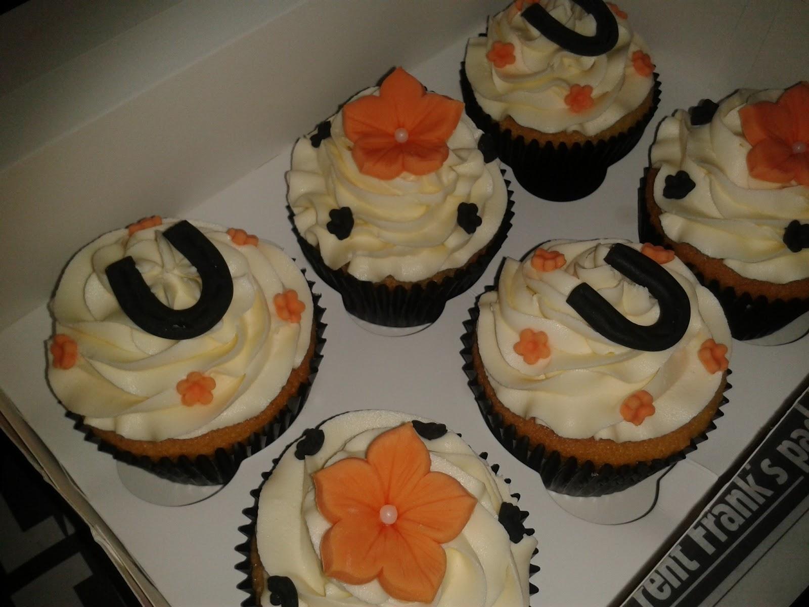 Beauty&TheCupcake: Horse Cupcakes