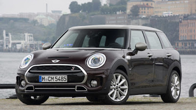 MINI Clubman Hatchback car