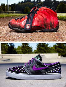 The Sneaker Addict 2013 Nike Doernbecher Freestyle Collection Available Now