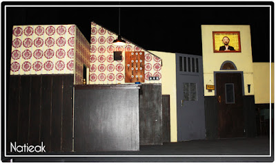La Familie Flöz à Bobino pour Hotel Paradiso
