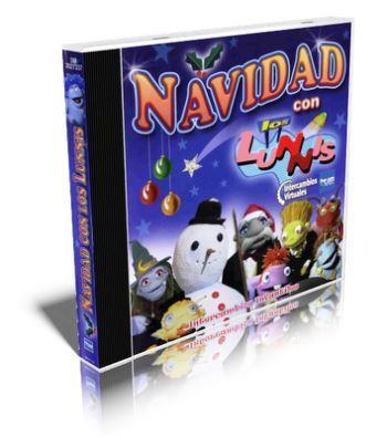 Villancicos Cantados por Los Lunnis, incluye Karaokes – Navidad con Los Lunnis