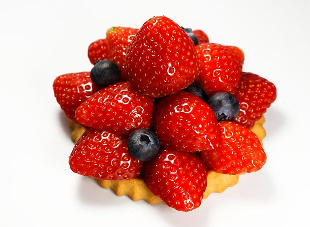 Cómo hacer la cobertura brillante para tartas de fruta