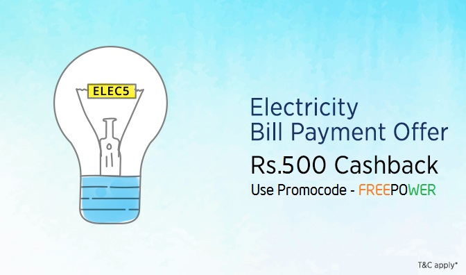 How to pay electricity bill online?