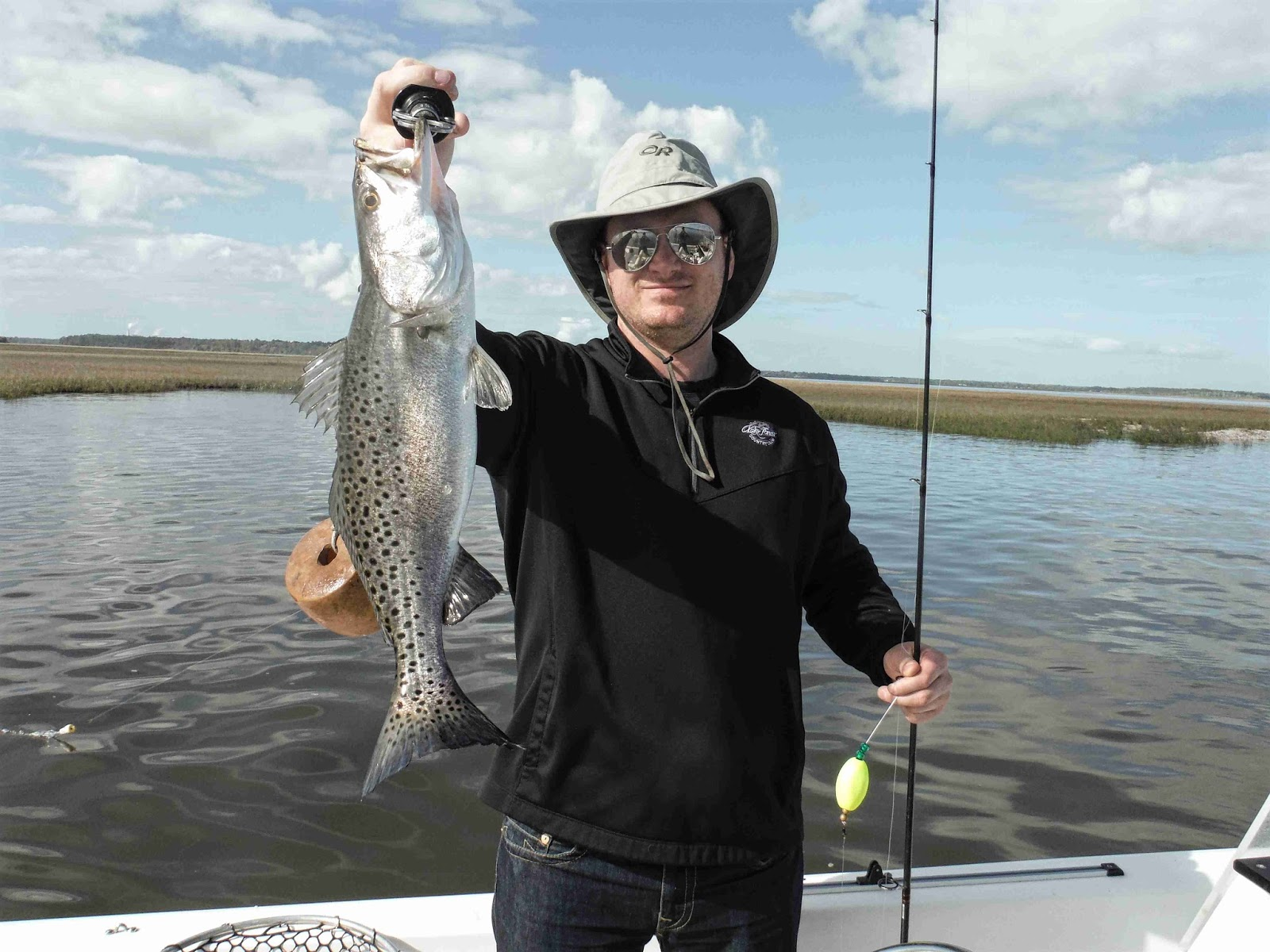 Amelia island fishing reports thinning the herd for Amelia island fishing report