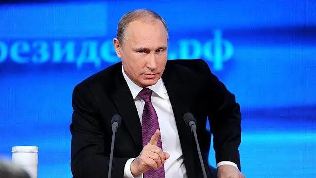 Путин признал существование украинского народа