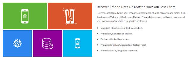 كيف تستعيد ملفاتك و بياناتك المحذوفة من جهازك الآيفون ؟