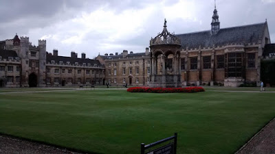 King's College At University Of Cambridge In UK Travel Blog