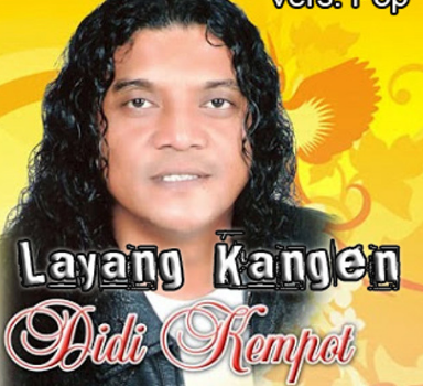 Lagu Didi Kempot Album Layang Kangen (1996) Mp3 Full Album