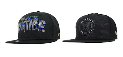 Black Panther Movie Hat Collection by New Era Cap x Marvel