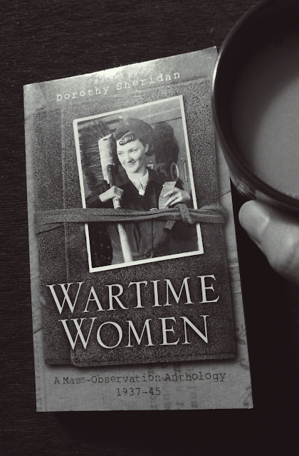 book--Wartime Women