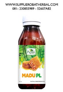Madu Plantago (PL) Hpai Herbal Untuk Saluran Kencing