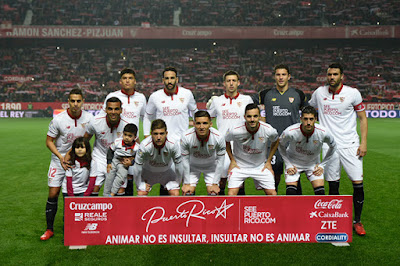 once sevilla madrid