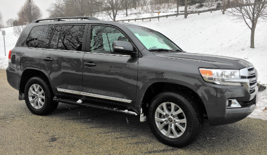2019 Toyota Land Cruiser Redesign