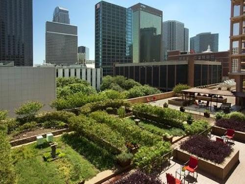 Bajarán el ABL a los Consorcios con terrazas verdes