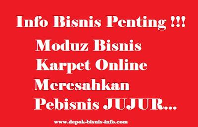 Bisnis, Karpet, Online, Info
