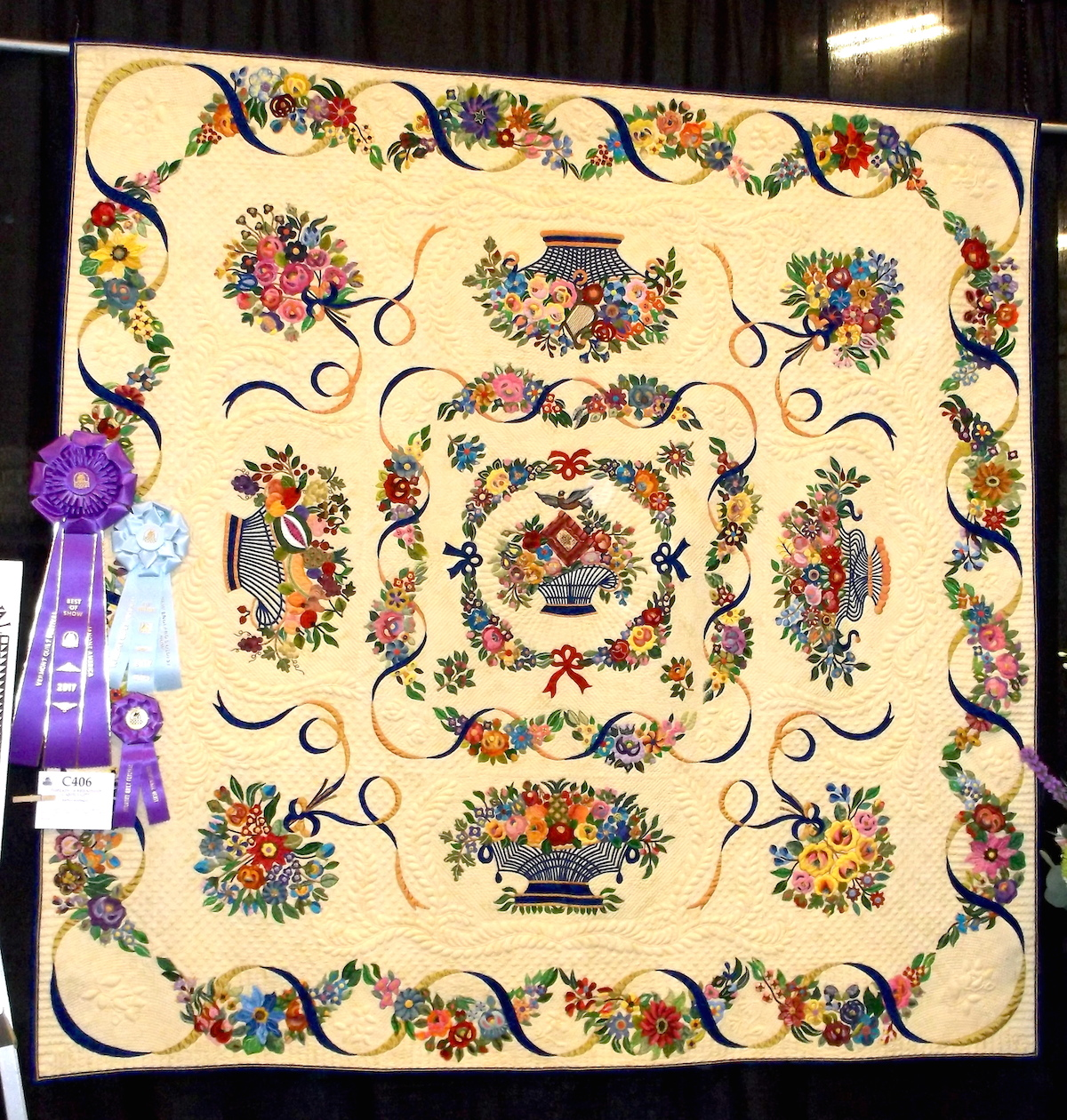 Eyelets in the Seams: Fun at the Vermont Quilt Festival 2017 : vermont quilt festival - Adamdwight.com