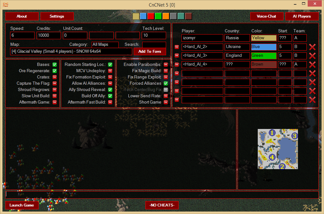 Allan's Blog: Command & Conquer Red Alert 1 - Download and play today!