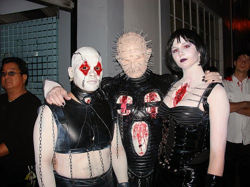 Hellraiser Pinhead and Friends Group Costume