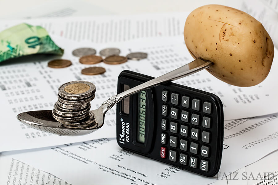 nasihat berjimat cermat dan jauhi riba hutang