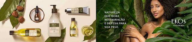 3 novos produtos amplia linha de Andiroba Natura Ekos