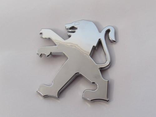 Emblem Logo Belakang Peugeot 307