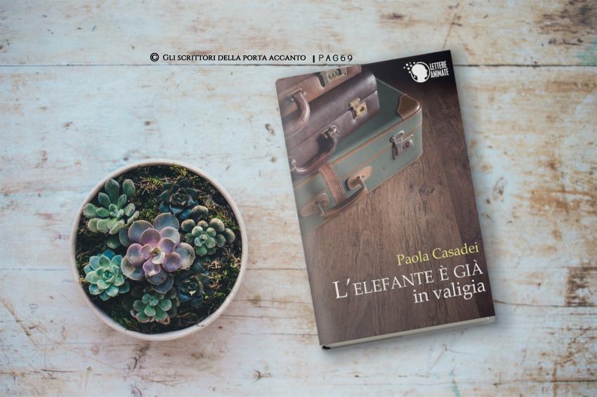 L'elefante è già in valigia, di Paola Casadei - Pagina 69, Gli scrittori della porta accanto