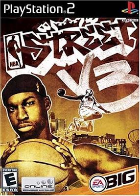 NBA Street V3 PS2 GAME ISO