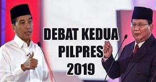 BLUNDER!! Usai Debat Kedua Tadi Malam, Jokowi Dilaporkan ke KPU Karena 2 Hal