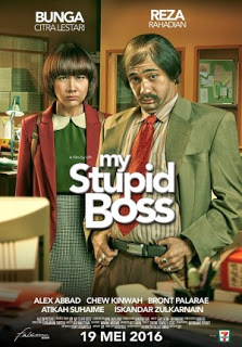 Film My Stupid Boss (2016) Full Movie