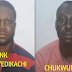 India Narcotics Control Bureau arrest Nigerian man trying to smuggle 200grams of cocaine (PHOTOS)