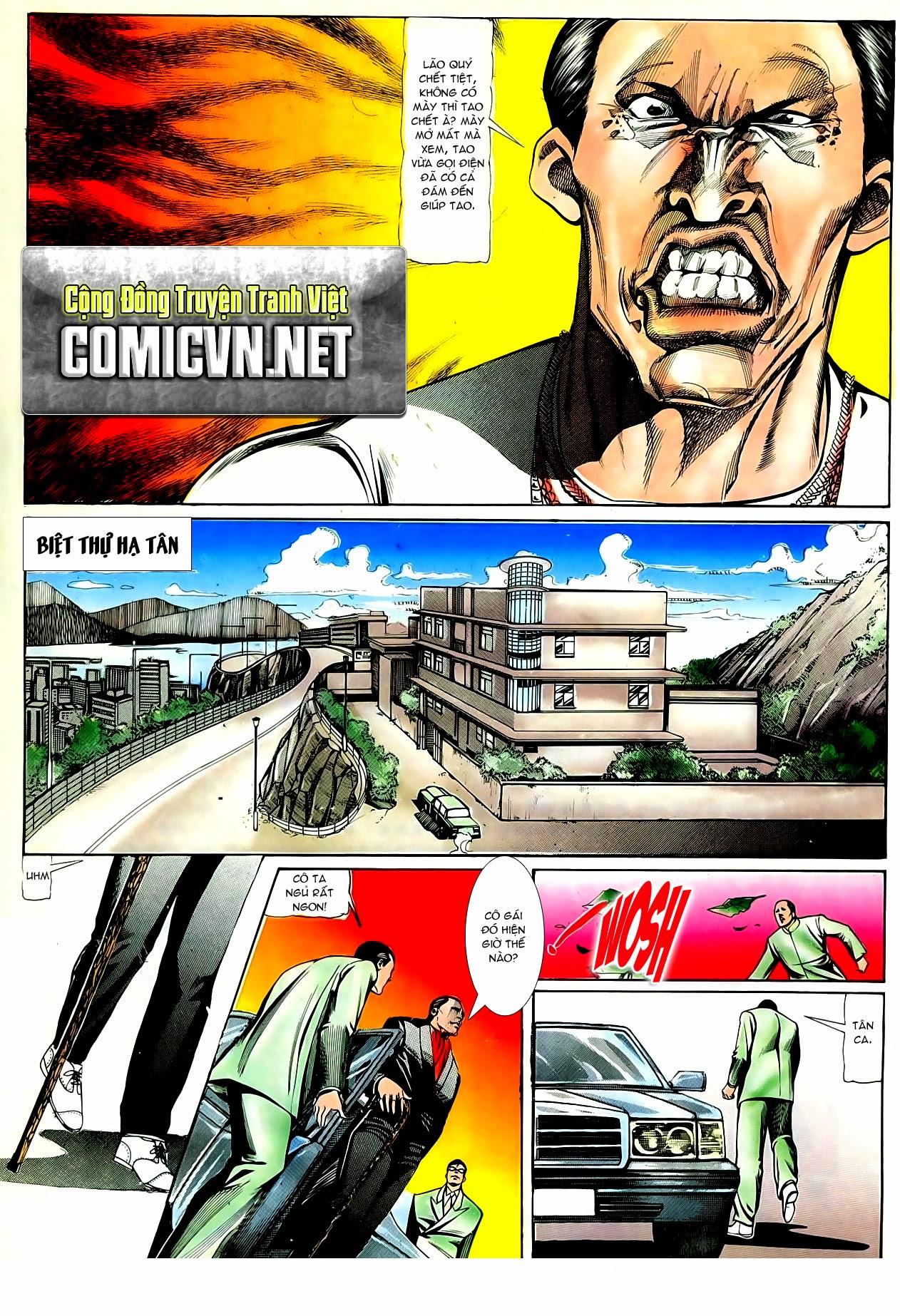 Người Trong Giang Hồ chapter 84: đỗ vương hạ tân trang 5
