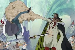 5 Buah Iblis Kuat Yang Memiliki Pengguna Lemah Di One Piece, No 5 Tipe Logia