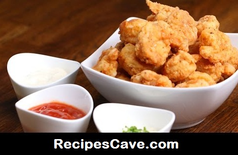 Easy Popcorn Shrimp Recipe