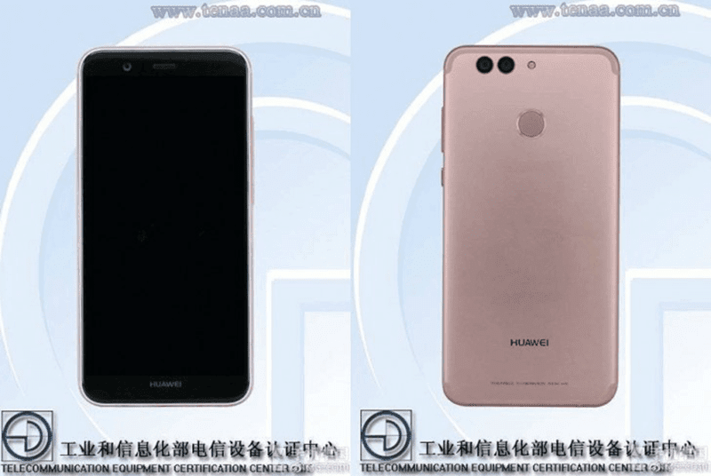 Huawei Nova 2 With Dual Cameras Spotted At TENAA