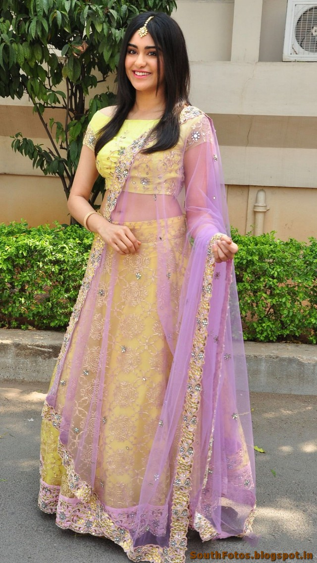 Adah Sharma Latest Hot Pics