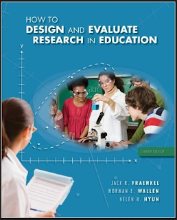 d like to share the best research book that might useful for your knowledge Geveducation:  How to Design and Evaluate Research in Education