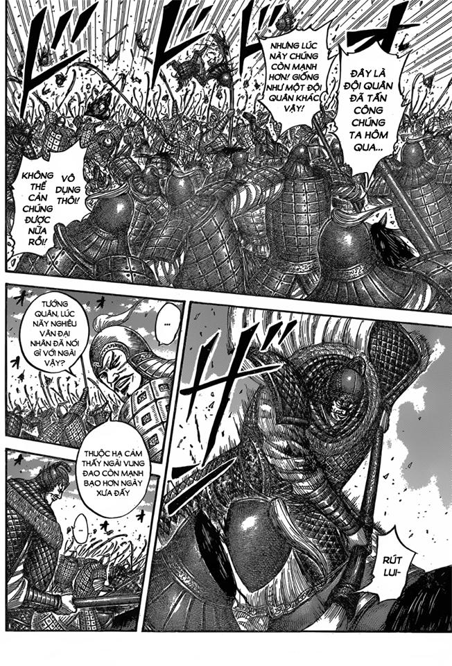 Kingdom Chaper 542: Cây đinh trang 6