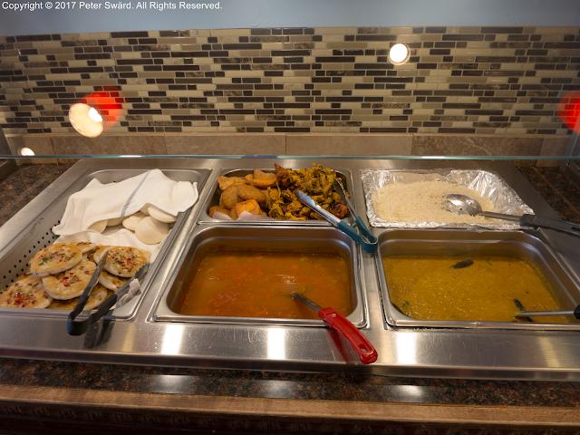Chettinad Indian Restaurant Burlington