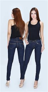 celana jeans wanita terbaru dari online bandung