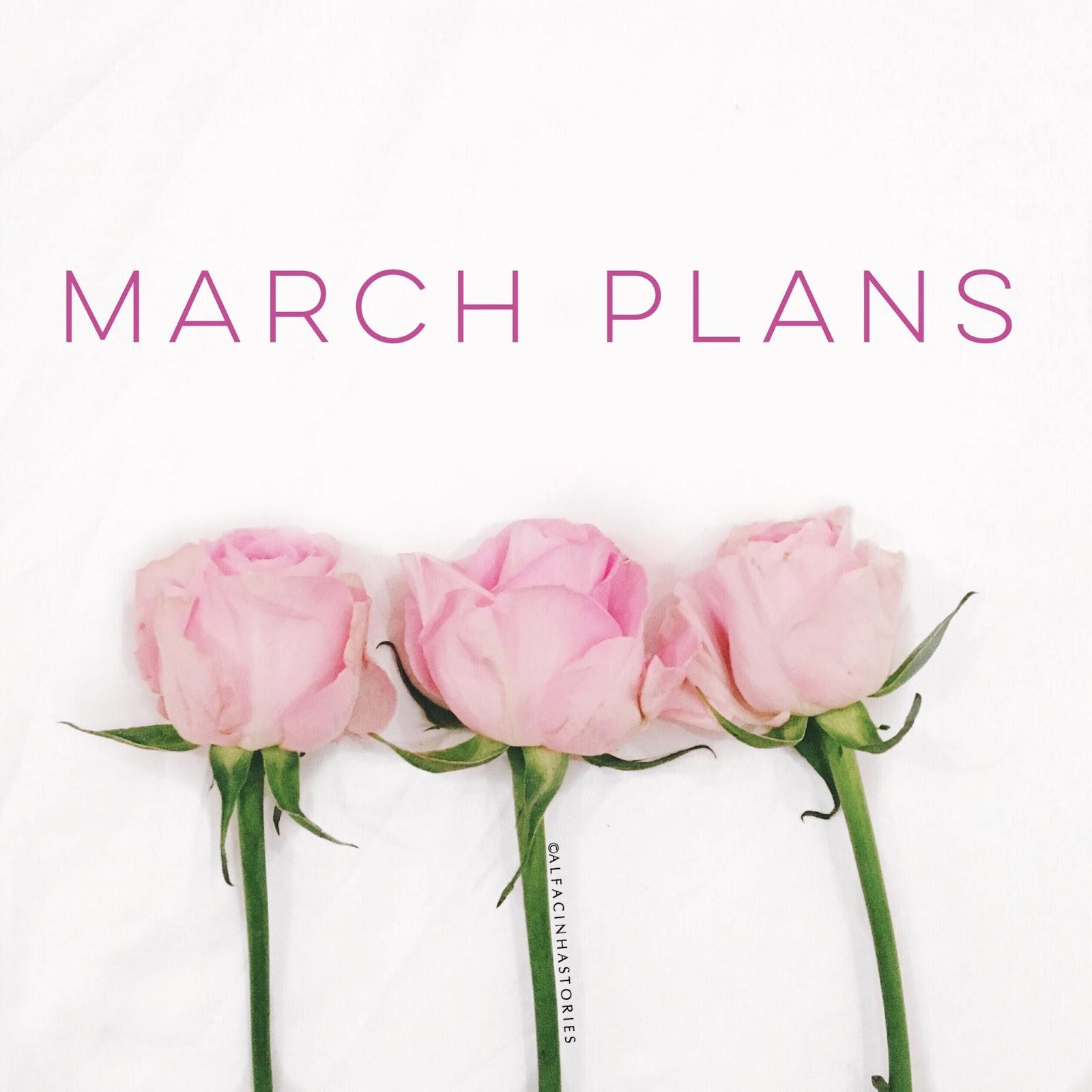 March Plans // Planos para Março