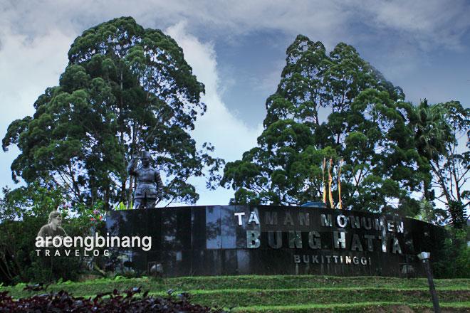 Taman Monumen Bung Hatta