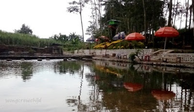 fasilitas di Kediri Eco Park